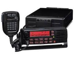 Station véhicule HF/BLU VX 1400